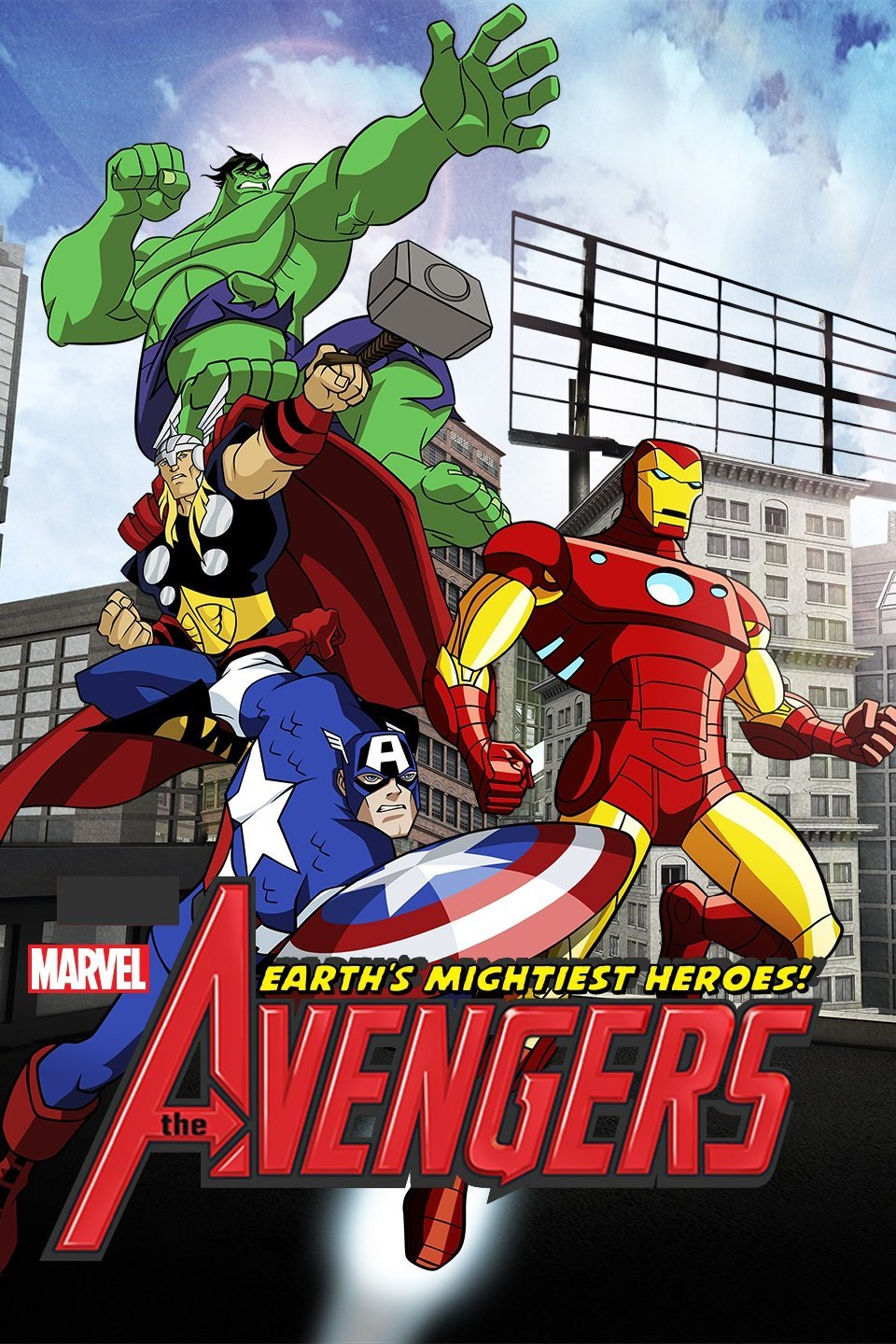 The Avengers: Earth's Mightiest Heroes (Season 2) thumburl